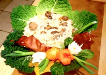 Risotto-con-castagne-mix-di-verdure-e-salame-di-capra-450x403